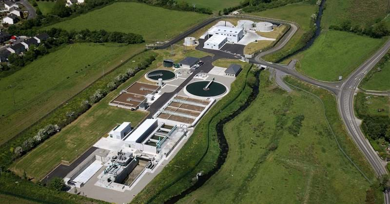 Portlaoise Wastewater Treatment Plant
