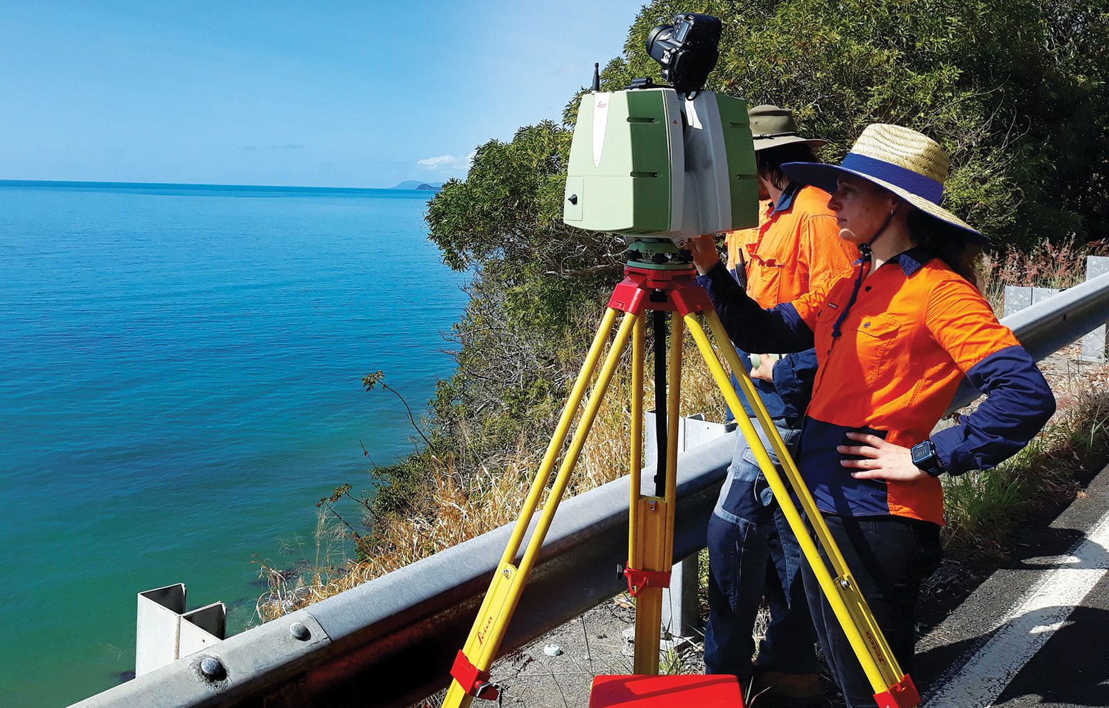 Surveying at Rex Lookout-2019.jpg
