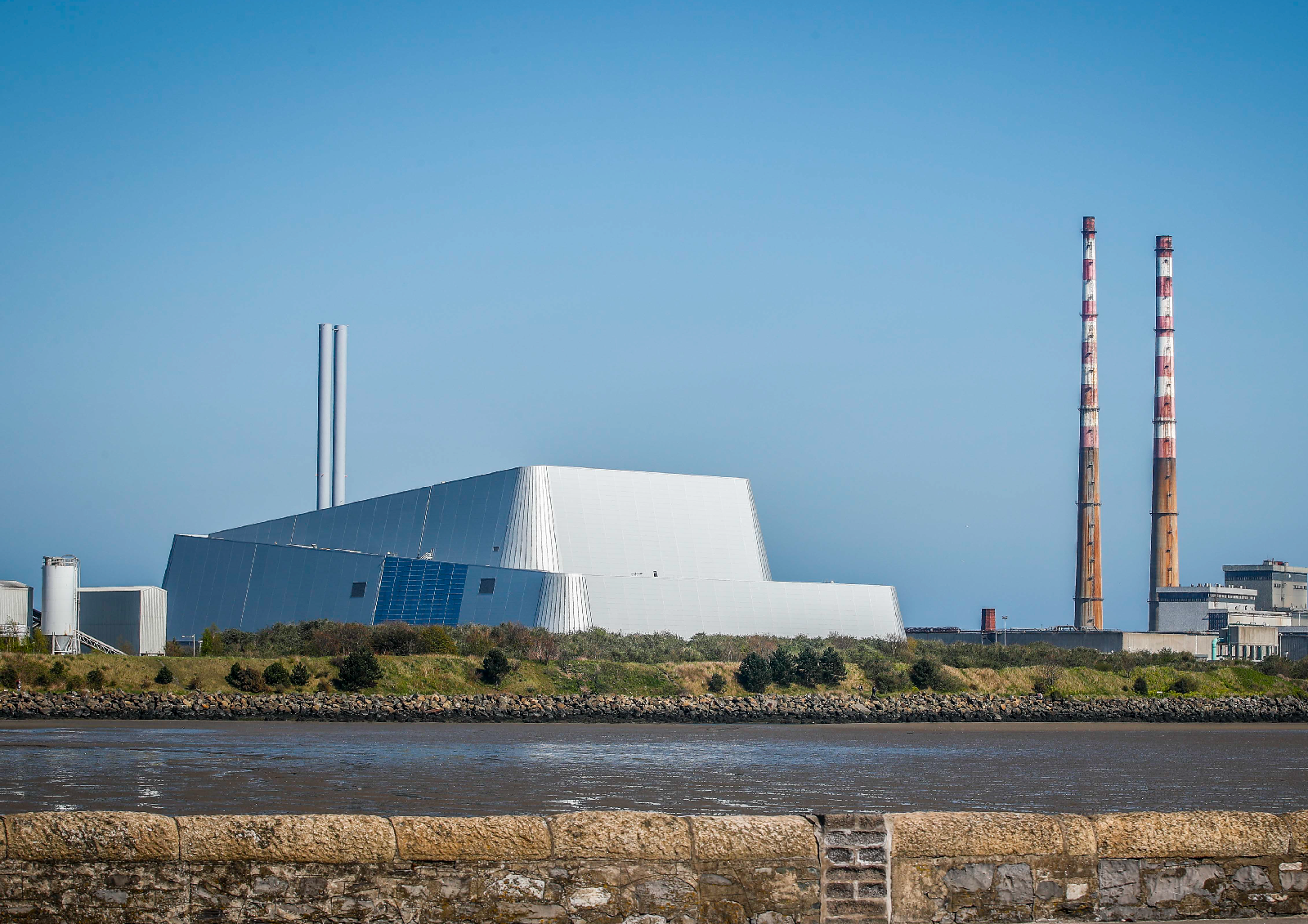 Dublin Waste to Energy - Poolbeg - 1
