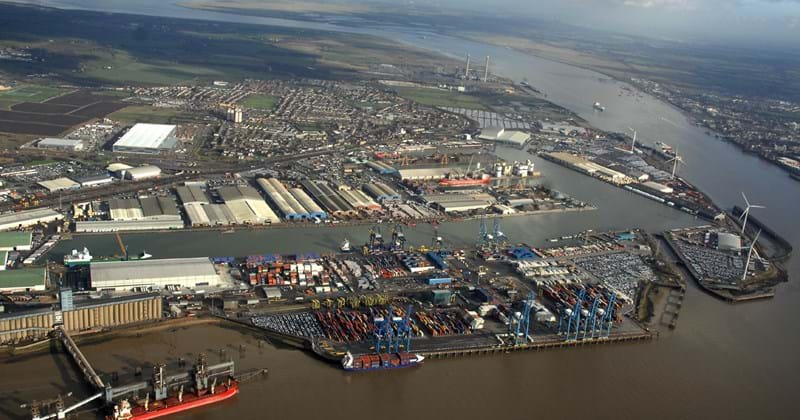 Tilbury2 picks up' Best Project' award