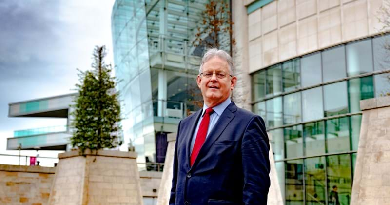Meet the 100th President of the Institution of Structural Engineers – Prof. Don McQuillan