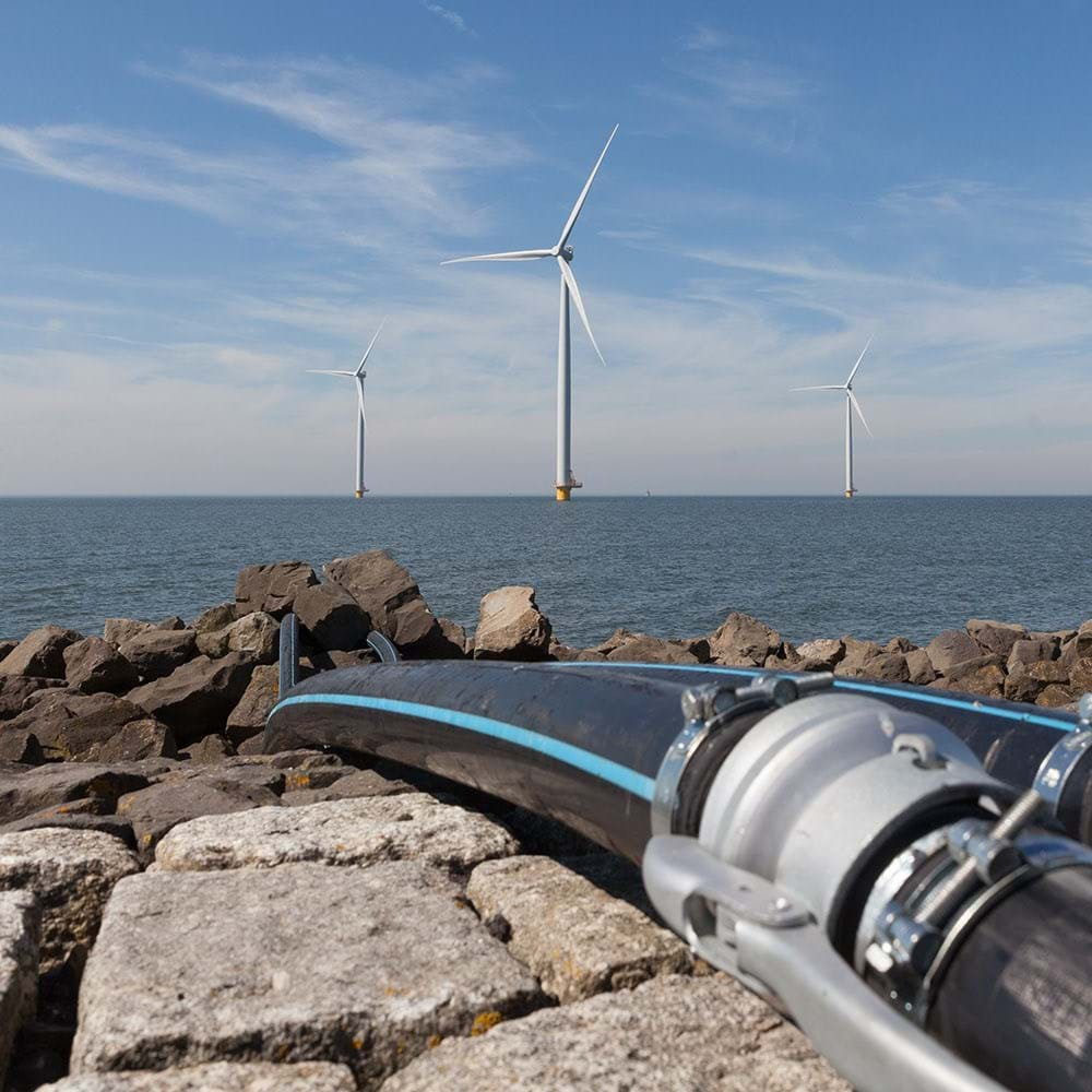 offshore wind cables marine to land
