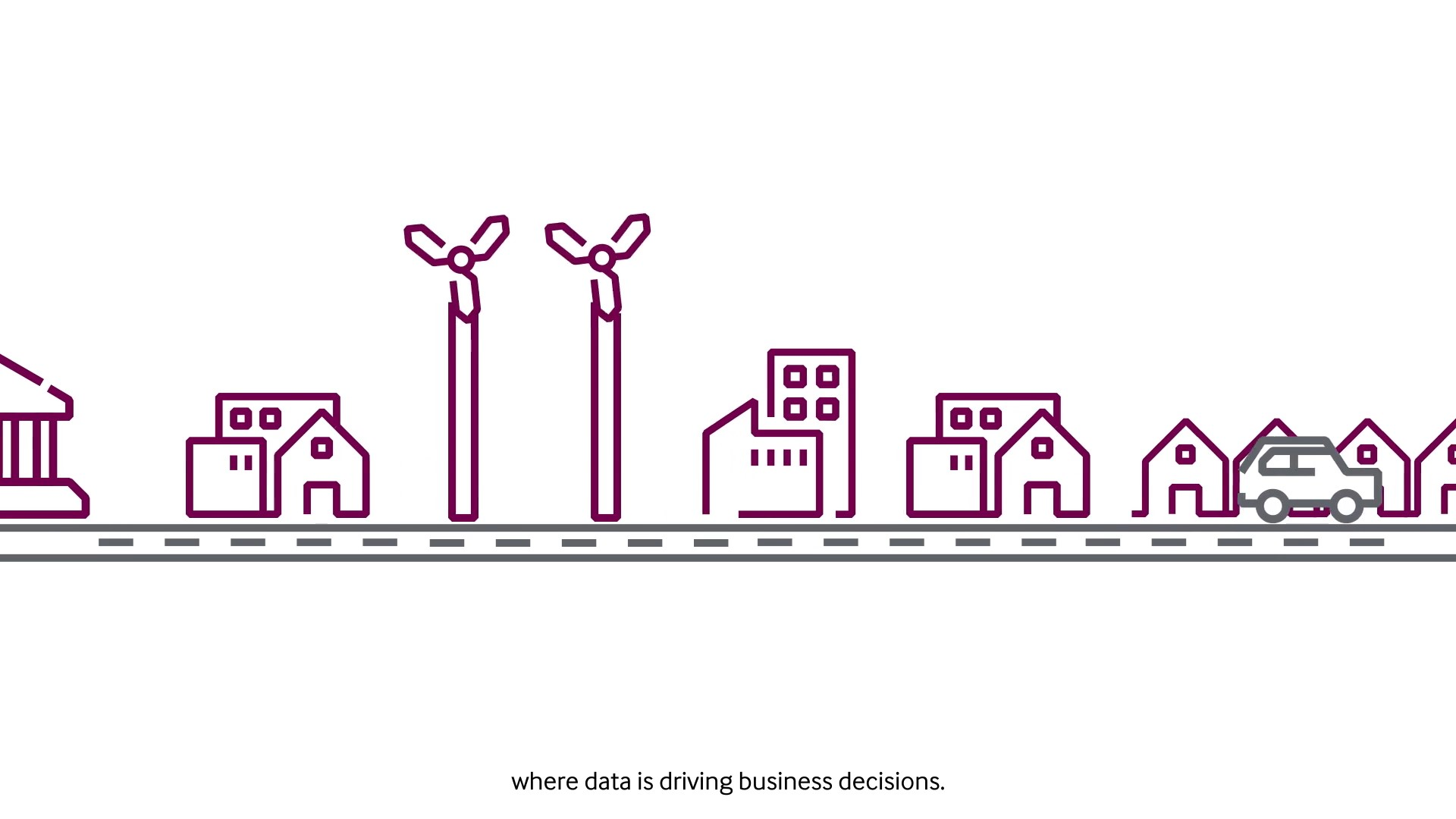 data driving business