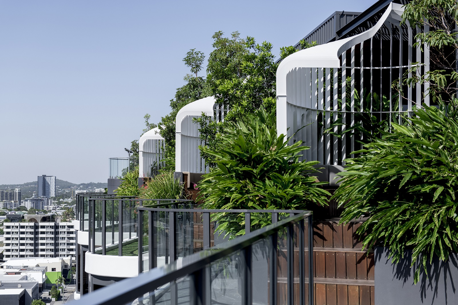 Valencia Residences, Kangaroo Point, landscape design by RPS