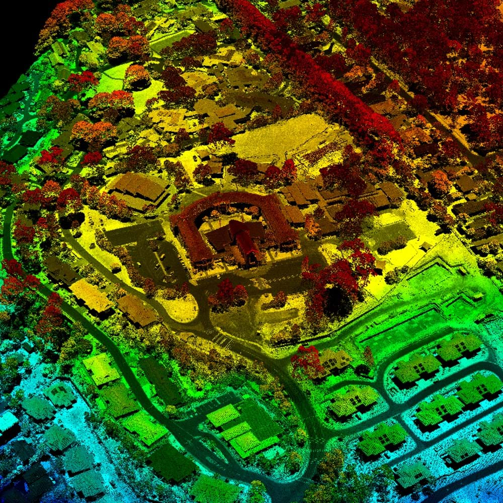 Aerial and Photogrammetry Survey
