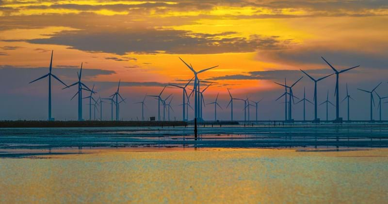 Thang Long offshore wind project Vietnam